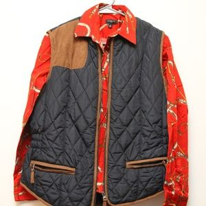 Entro Puffer Hunting Vest M